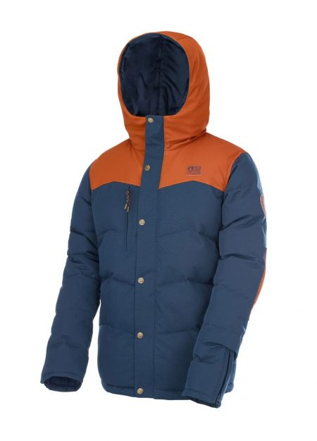 PICTURE – MC MURRAY JACKET DONKERBLAUW