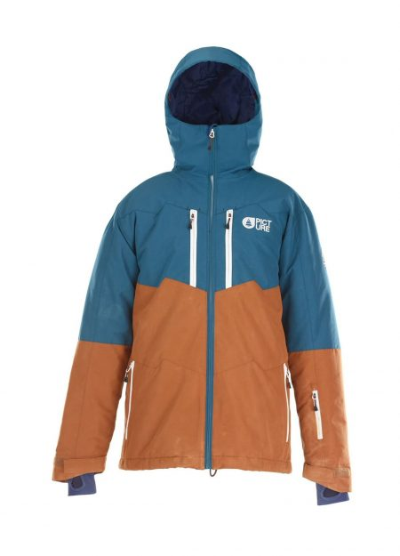 PICTURE – STYLER JACKET PETROL BLAUW
