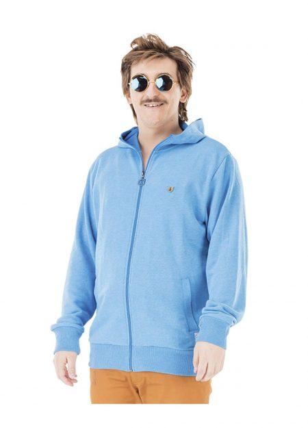 Picture Toast zip sweater blauw