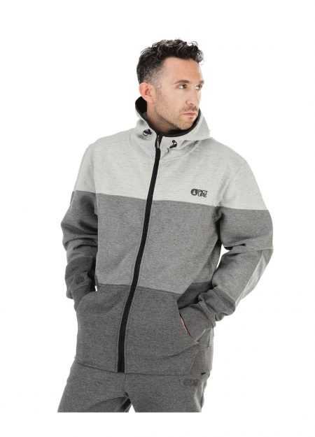 Picture Madlib sweater grijs