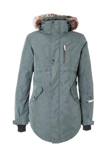 Brunotti Jupiter Snowjacket groen