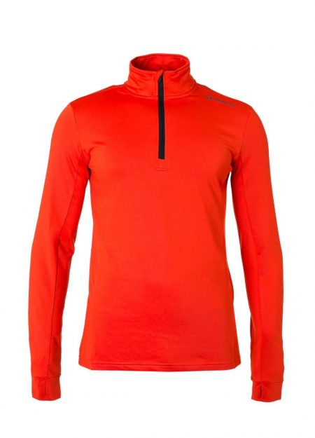 Brunotti Terni fleece spicy orange