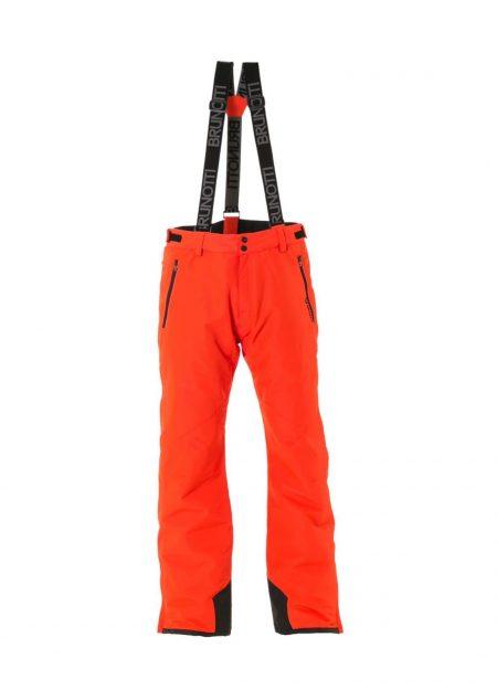 Brunotti Damiro Dull Nylon snowpant spicy orange