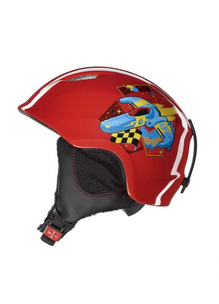 Salomon Drift helm rood