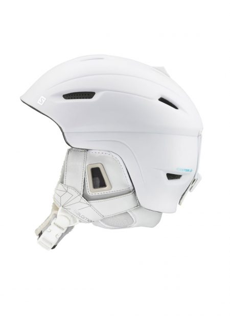 Salomon Icon custom air helm wit