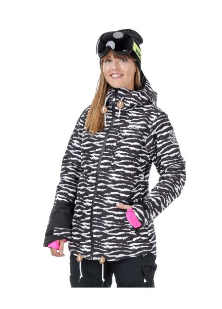 Picture Lise jacket tiger print
