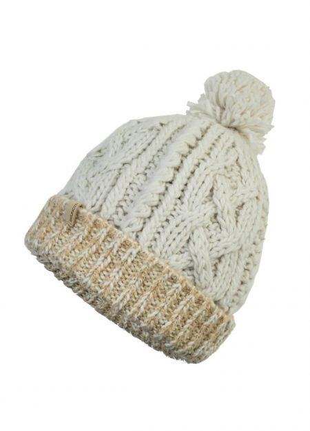 Brunotti Derby beanie almond