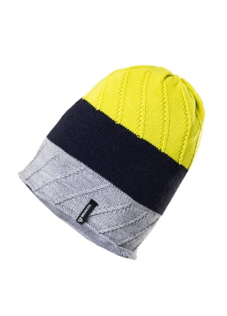 Brunotti Akita unisex beanie light chip