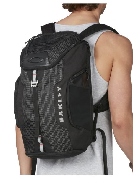 Oakley Link Backpack rugzak jet black