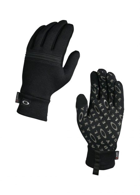Oakley Diamondback Fleece Handschoenen jet black