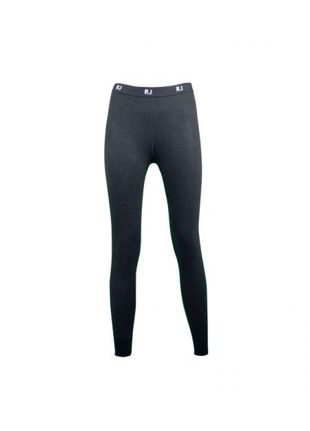 RJ Bodywear thermo pantalon dames zwart