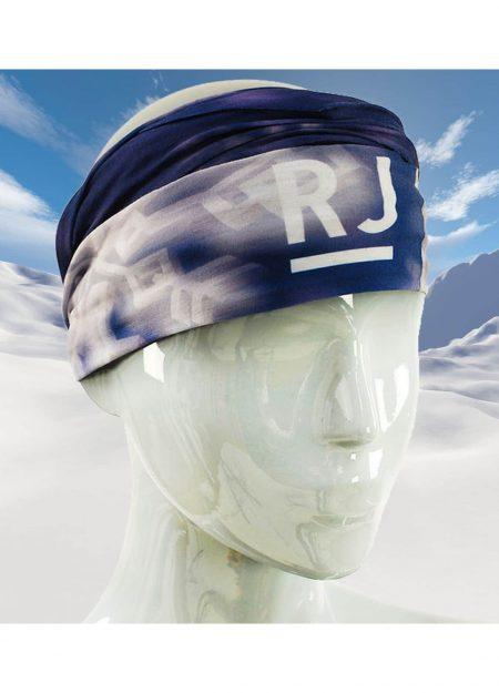 RJ Bodywear scarf print blits