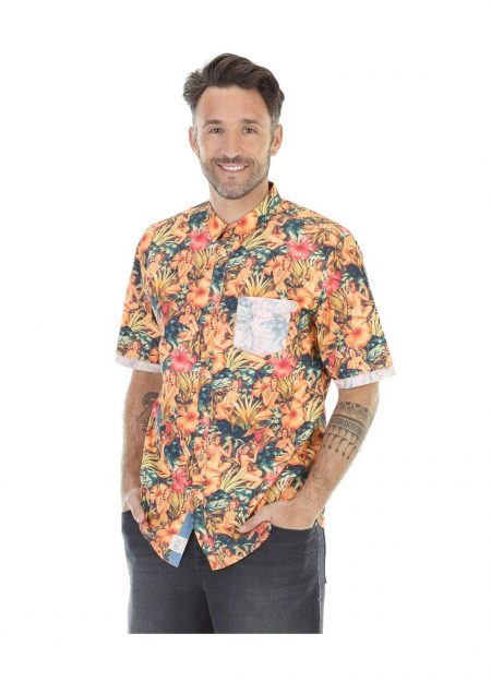 Picture Mc Manatee shirt print