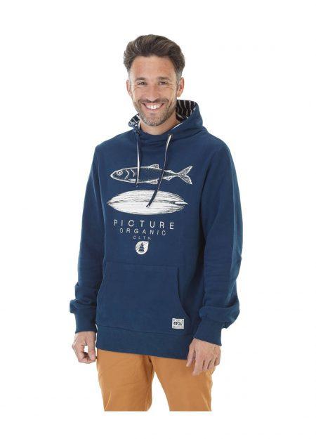 Picture Nazare hoodie dark blue