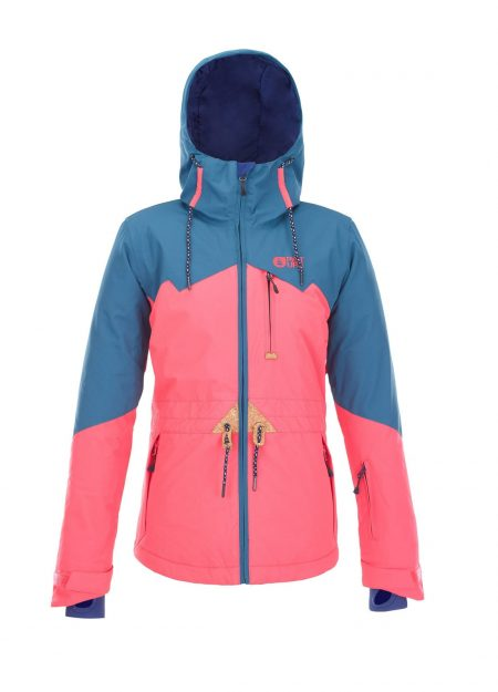 PICTURE – WEEKEND JACKET CORAL