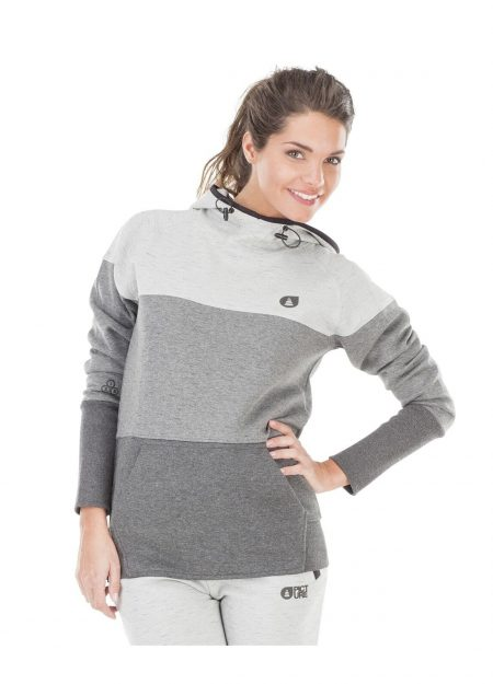 PICTURE – DASSE WOMAN SWEATER GRIJS