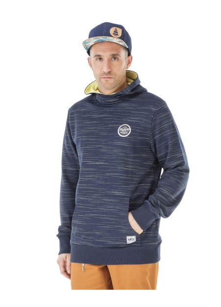 Picture Ming hoodie donkerblauw