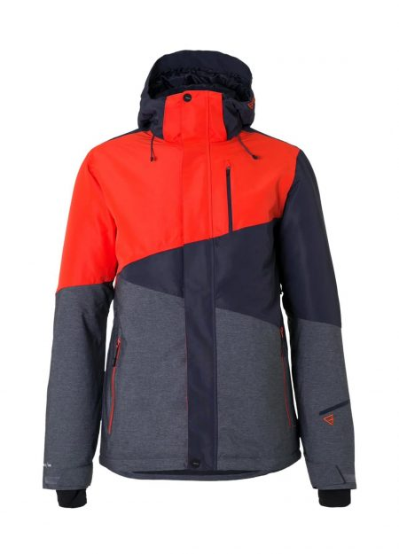 Brunotti Idaho snowjacket spicy orange