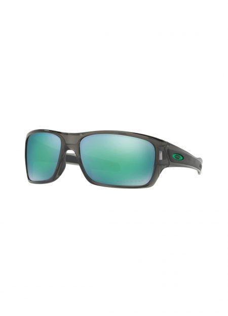 Oakley Turbine zonnebril grijs gepolariseerd