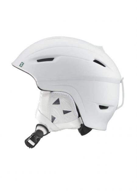 Salomon Icon helm wit