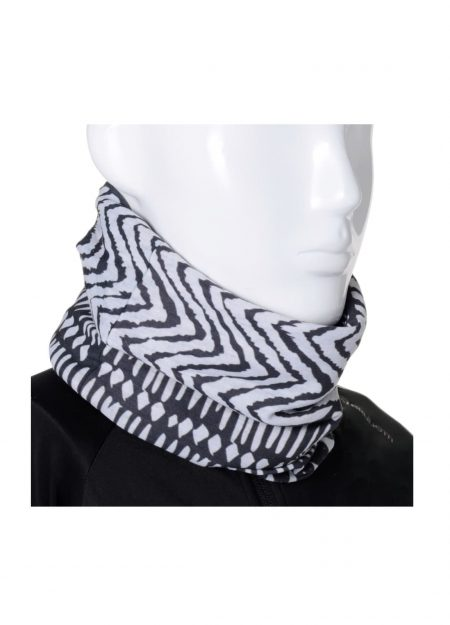 Brunotti Twostroke unisex scarf obsidian