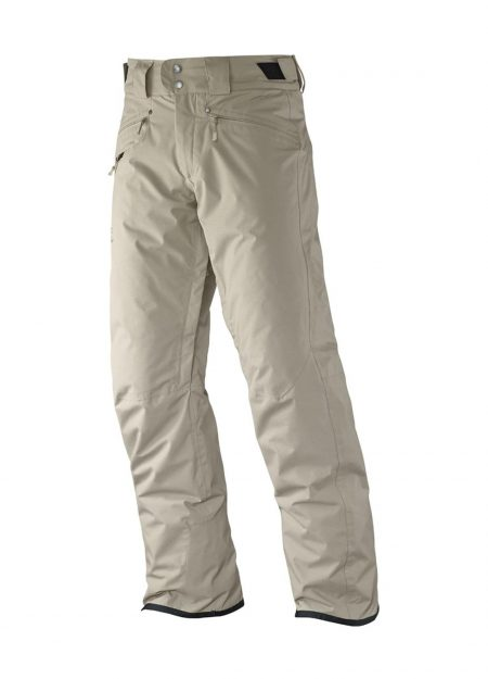 Salomon Fantasy Broek wit