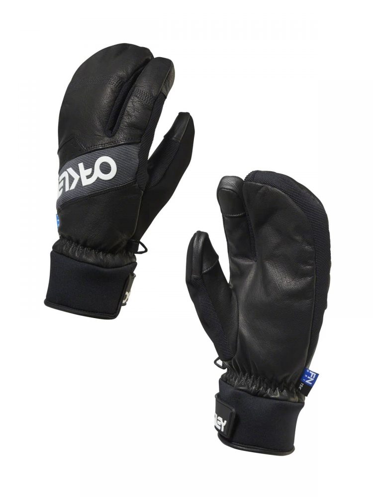 Oakley Factory winter trigger 2 handschoenen jet black
