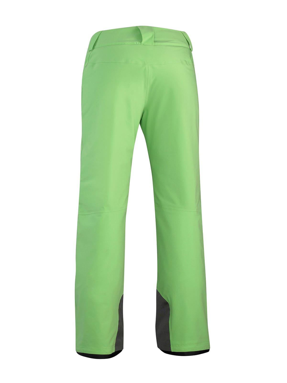 Salomon Brillant skibroek groen