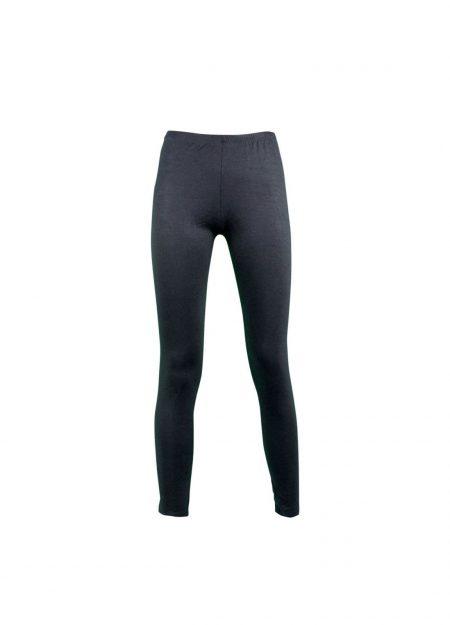 RJ Bodywear thermo legging dames zwart