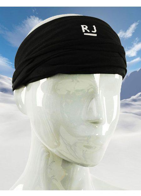 RJ Bodywear scarf zwart
