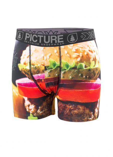 Picture Underwear Short Burger