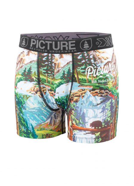 Picture Men Underwear Woodland