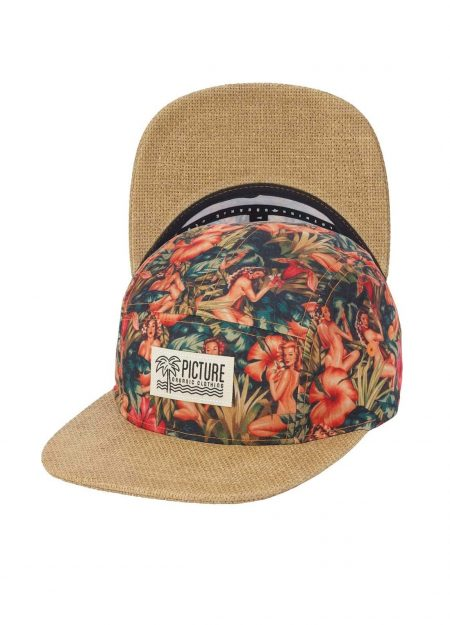 Picture Betty five panel caps