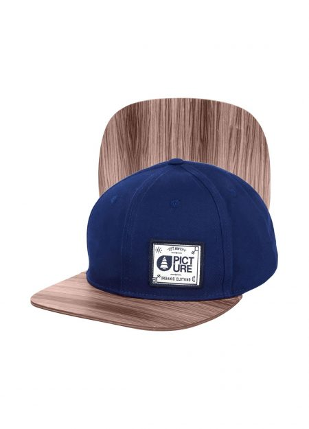 Picture Sheridan wood caps navy