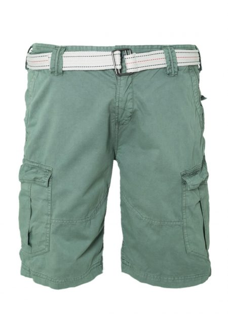 Brunotti-CALDO-vintage-green-short-mountainlifestyle.nl