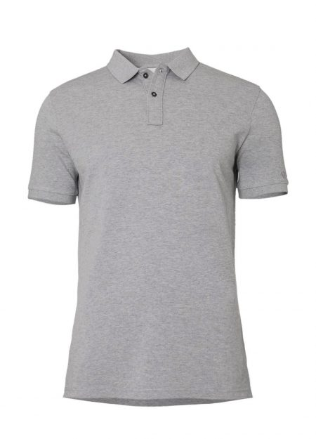 Brunotti-FRUNOT-Light-Grey-Melee-polo-mountainlifestyle.nl