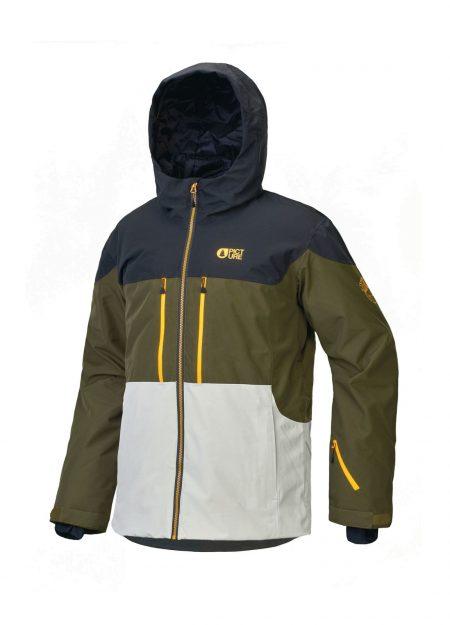 Picture – Object jacket kaki