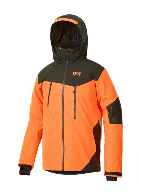 Picture – Duncan jacket orange