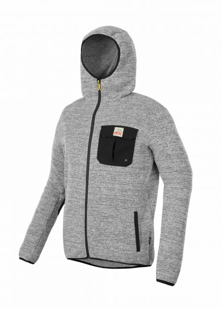 Picture – Marco midlayer grey