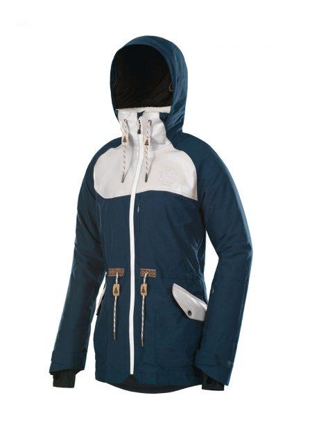 Picture – Apply jacket dark blue