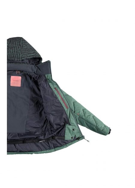 Brunotti – Sirius snowjacket woods green