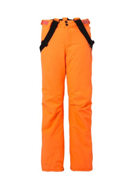 Brunotti – Footstrap snowpant orange