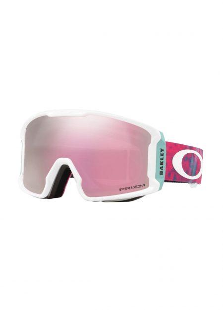 Oakley – Line Miner XM Trnq flury coral Prizm HI pink