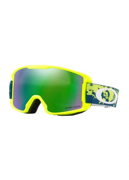 Oakley – Line Miner Youth artic fracture retina Prizm Jade