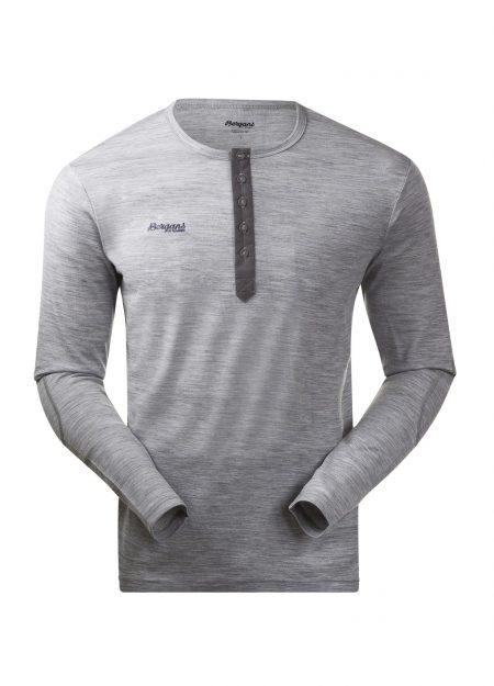 Bergans-Henley-Wool-shirt-grey-melange-VK-mountainlifestyle