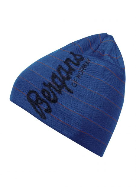 Bergans-beanie-royal-blue-VK-mountainlifestyle