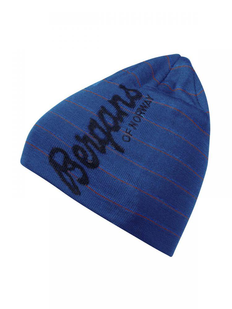 Bergans-beanie-royal-blue-VK-mountainlifestyle