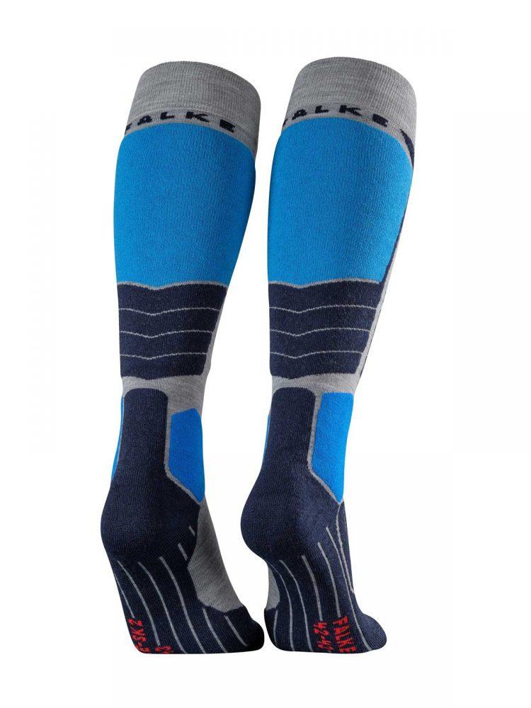 Falke-heren-sk2-stripes-light-grey-VK2-bestelonline-mountainlifestyle.nl