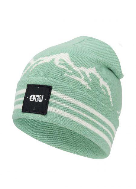 Picture-newton-beanie-almond-green-B198P-bestelonline-mountainlifestyle.nl