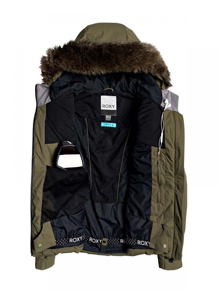 Roxy-breeze-jacket-kaki-D-bestelonline-mountainlifestyle.nl